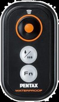 RICOH Pentax O-RC1 - Télécommande - Étanche - Noir