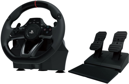 hori apex racing wheel lenkrad kompatibel mit ps4 ps3. Black Bedroom Furniture Sets. Home Design Ideas