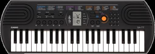 CASIO SA-77 - Tastiera - 44 Minitasti - Nero/Grigio