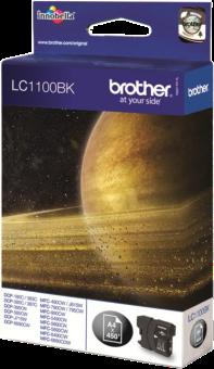 Brother Lc-1100Bk, noir Noir