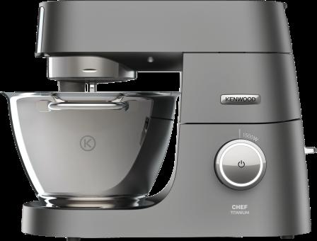 KENWOOD Chef Titanium Pro Multipack KVC7350S - Frullatore per ...