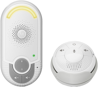 MOTOROLA MBP 140 - Baby monitor audio digitale - Portatile - Bianco
