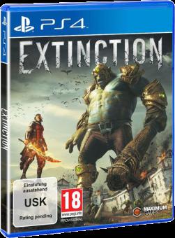 Extinction ps4 version allemande jeux ps4 action aventure acheter bas prix media - Jeux en ligne ps4 ...