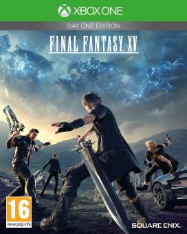 Squareenix Xone Final Fantasy 15 Day1 /D Xbox One Games