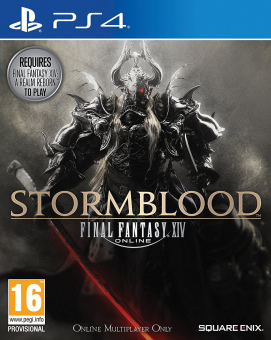 Final Fantasy XIV: Stormblood (Add-On), PS4 [Italienische Version]