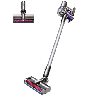 dyson DC62 PRO - Akku-Besenstaubsauger- 350 Watt - Grau