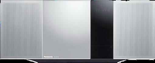Panasonic SC-HC49DB, silber