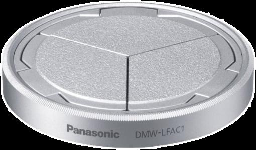 Panasonic Dmw-Lfac1, argent Capuchon d'objectif (Argent)