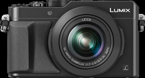 Panasonic Lumix Dmc-Lx100 - Camera compact - 12.8 MP - noir Appareil photo numérique Noir