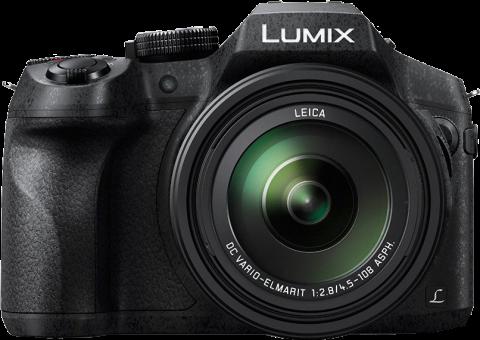 Panasonic Lumix DMC-FZ300 - Digitalkamera - 12.1 Mpix - Schwarz