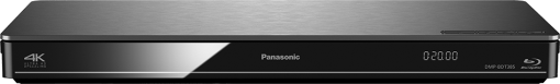 Panasonic DMP-BDT385EG, silber