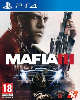 Mafia III, PS4 [Versione francese]