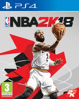 NBA 2K18, PS4 [Version allemande]