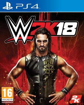 WWE 2K18, PS4 [Version allemande]