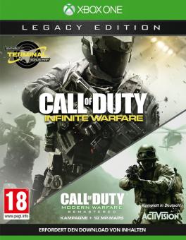 Xbox One - Cod Inf. Warfare Legacy /D USK