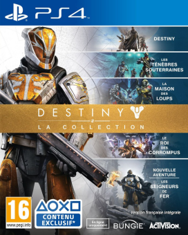 Destiny - The Collection, PS4 [Versione francese]