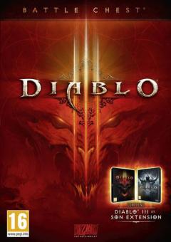 Blizzard CDX Diablo 3 Battle Chest /F