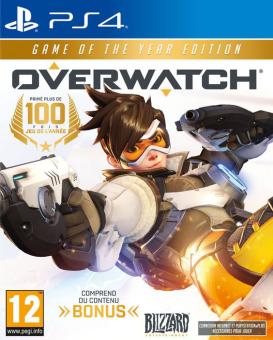 Overwatch - GOTY, PS4 [Versione francese]