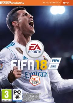 PC - Fifa 18 /M