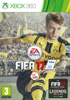 FIFA 17, Xbox 360 [Versione francese]