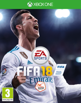 Xbox One - Fifa 18 /Mehrsprachig