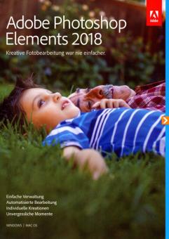 Photoshop Elements 2018 Upgrade [Versione tedesca]