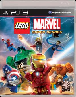 Lego marvel super heroes ps3 allemand fran ais - Jeux de lego marvel gratuit ...