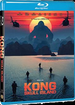 Kong: Skull Island (Blu-Ray) [Italienische Version]