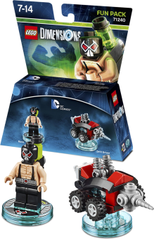 LEGO Dimensions Fun Pack DC Comics Bane