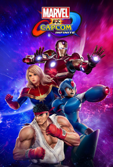 PS4 - Marvel vs. Capcom: Infinite /Multilingue
