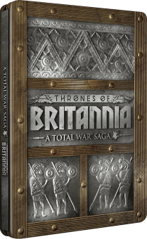 Total War Saga: Königreiche Britanniens - Steelbook Edition, PC [Versione tedesca]