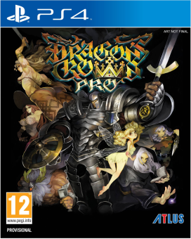 Dragon's Crown Pro - Battle Hardened Edition, PS4 [Versione tedesca]