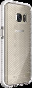 tech21 EVO Check Cover, per Samsung Galaxy S7, bianco