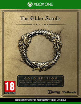 The Elder Scrolls Online: Gold Edition, Xbox One [Französische Version]