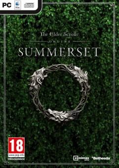 The Elder Scrolls Online: Summerset, PC/Mac [Versione tedesca]