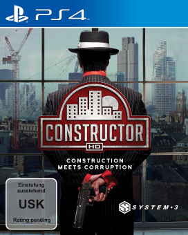 Constructor HD, PS4 [Versione francese]