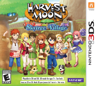3DS - H.Moon Dorf Himmelsbaumes /D
