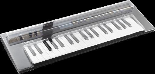 DECKSAVER DSLE-PC-YREFACE - pour Yamaha Reface / CS, DX, CP, YC (Light Edition) - Transparent