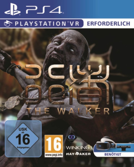 The Walker VR, PS4, Multillingue