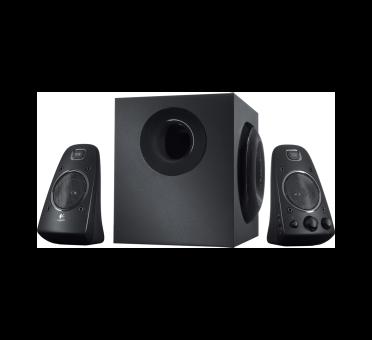Logitech Speaker System Z623 Enceinte pour PC Noir