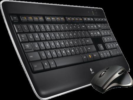 Logitech Wireless Performance Combo MX800