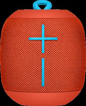 Ultimate Ears Wonderboom Haut-parleur Bluetooth Rouge
