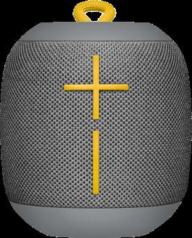 ultimate ears WonderBoom - Haut-parleur Bluetooth - Autonomie de la batterie: 10 h - Gris