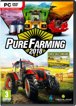 Pure Farming 2018 Day One Edition, PC [Version italienne]