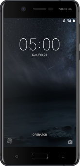 :PAID: firmware NOKIA 5 TA-1053 DS - Smartphone - 16 GB 6438409004154_1766364_QHIY