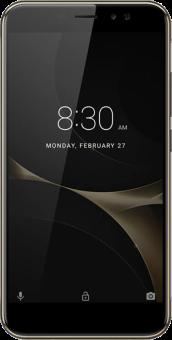 Nubia N1 lite - Android Smartphone - 16 GB - Nero/Oro