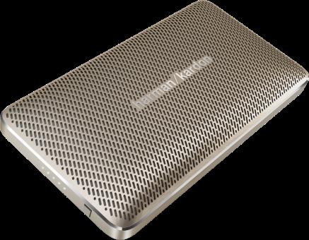 harman/kardon Esquire Mini - Haut-parleur portable - Bluetooth - Or