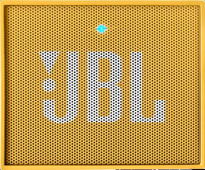 JBL GO BT Haut-parleur Bluetooth Jaune