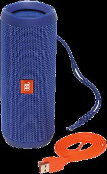 JBL Flip 4 Enceintes Bluetooth Bleu