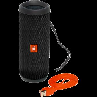 JBL Flip 4 - Altoparlante portatile - Bluetooth - Nero